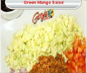 Green Mango Salad For Only Php145 Available At Gerrys Grill While Stocks Last77508 77508