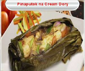 Pinaputok Na Cream Dory For Only Php285 Available At Gerrys Grill While Stocks Last 77513