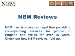 NBM Reviews