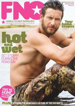 Hot & Wet - January edition 2016