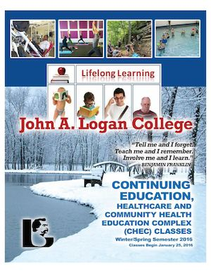 Continuing Education Catalog - Spring 2016