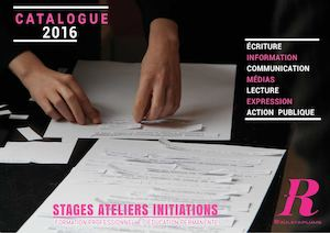 Catalogue Formation Rouletaplume 2016