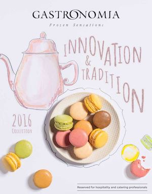 Gastronomia Catalogue 2016 (English)