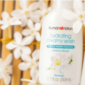 Human Nature Hydrating Creamy Wash Set For Php136 Available At Dealspot Till March 31 201677545 77545