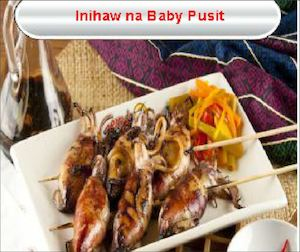Inihaw Na Baby Pusit For Only Php305 Available At Gerrys Grill While Stocks Last77553 77553