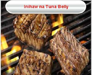 Inihaw Na Tuna Belly For Only Php295 Available At Gerrys Grill While Stocks Last 77557