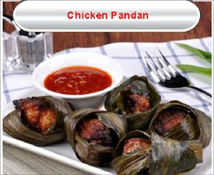 Chicken Pandan For Only Php285 Available At Gerrys Grill While Stocks Last77560 77560
