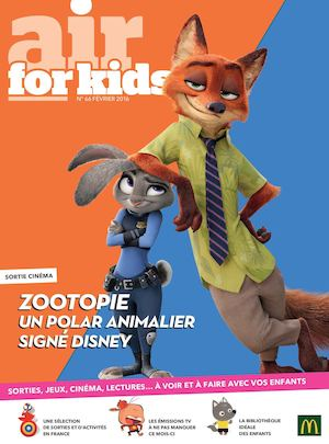 AIR FOR KIDS N° 66 - FEVRIER 2016