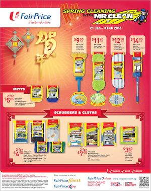 Your Weekly Savers At Fairprice Offers Valid From January 21 27 201677578 77578
