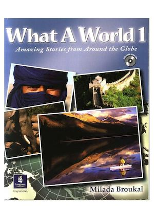 +++++[Milada Broukal] What A World 1 Amazing Stories F(book Fi Org)