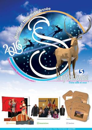 BULLETIN MUNICIPAL SERIFONTAINE 2016