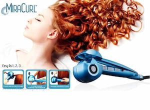 Miracurl Hair Curling Tool Blue For Only Php1251 75 Available At Dealspot Till March 31 201677670 77670