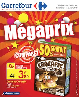 Catalogue Mégaprix