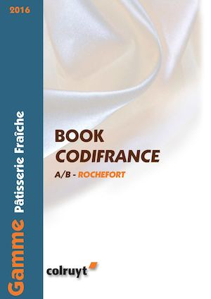 Book CODI ROCHEFORT 2016