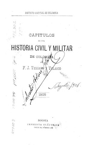 Calaméo - Capts. Hist. Civ. Y Militar De Col