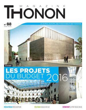 Thonon magazine n°88