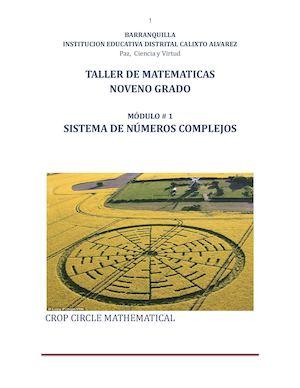 Calaméo - Modulo De Matematicas 9° 2015, Autor Sem Hernández
