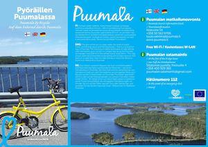 Pyöräilykartta Suomi