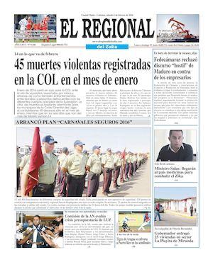 El Regional Del Zulia 06 02 2 Calaméo Querciacb