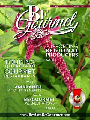 Magazine Be Gourmet Nº 1