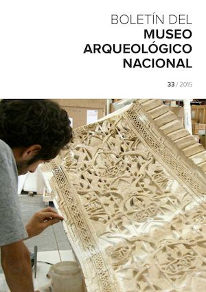 Calaméo - Boletín del Museo Arqueológico Nacional nº 33 2015 262d7ea449f