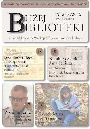 Calaméo Blizej Biblioteki2015nr2