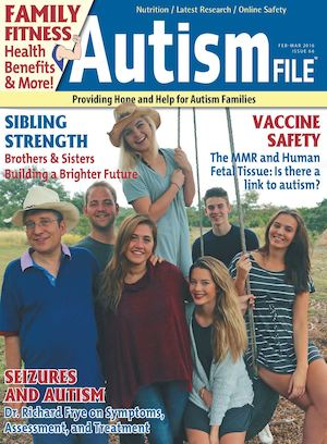 Autism File Magazine February March 2016