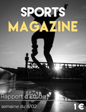 rapport magasin