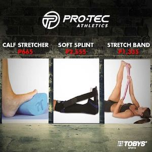 Get Specializedsupports For Running Injuries From Pro Tec Available At Runnr While Stocks Last 78385
