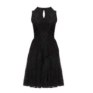Red Herring Black Floral Lace Dress For Only Php3950 Available At Old Navy While Stocks Last78445 78445