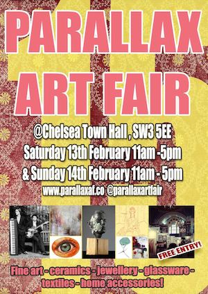 Parallax Art Fair February 2016