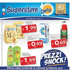Decò Superstore 1625