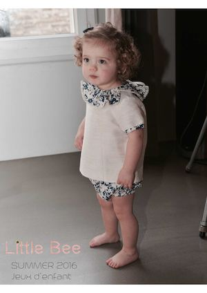 Little Bee - Look Book SS 16