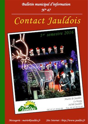 Contact Jauldois 47 Vf