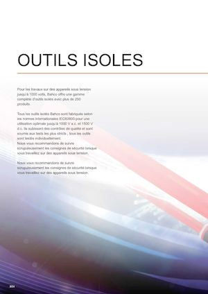 B Outils Isoles