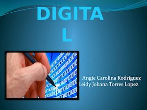 Trabajo Firma Digital
