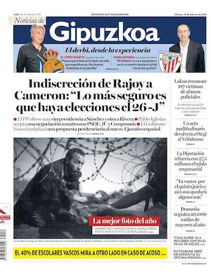 eed588009341 Calaméo - Noticias de Gipuzkoa 20160219