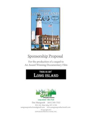"""This Is My Long Island"" Sponsorship Proposal"