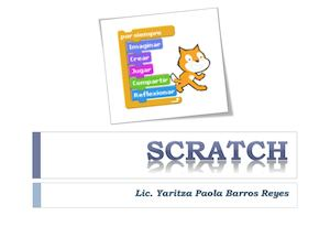 Scratch -  Fundamentos Básicos