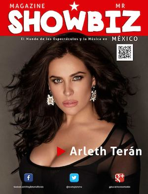Revista Showbiz Mexico Version Marzo 2016