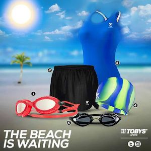 Make Sure Youre Ready For The Beach With These Swimming Items Available At Tobys Sports79328 79328