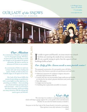 Our Lady of the Snows Fact Sheet