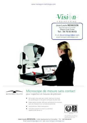VE Kestrel Elite Brochure V2 0 French M