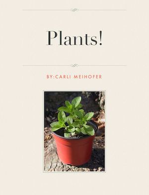 Plants Ebook