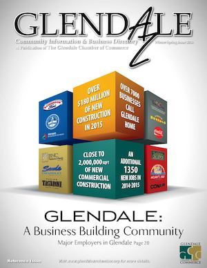 0a13f64730d53 2016 SPRING ISSUE  GLENDALE AZ  COMMUNITY INFORMATION   BUSINESS DIRECTORY
