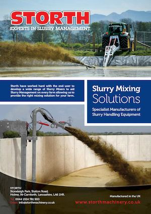 Storth Slurry Mixing 11 2015