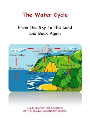 Calameo The Water Cycle From The Sky To The Land And Back Again