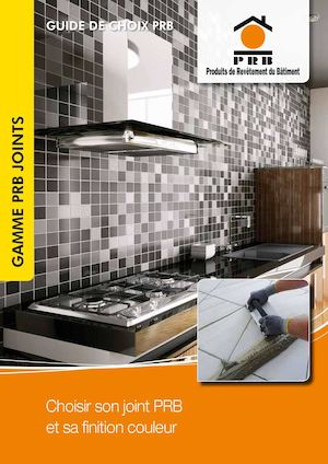 Calaméo Brochure Nuancier Joints 2016