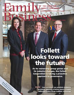 Family Business Magazine—March/April 2016