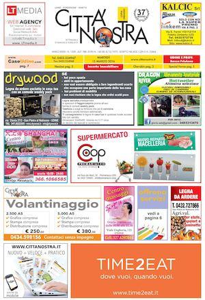 Calaméo - Città Nostra Udine del 15.03.2016 n. 1509 62acf2baacf